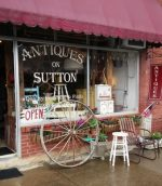 Antiques on Sutton